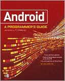 J. F. DiMarzio: ANDROID A PROGRAMMERS GUIDE