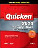 Maria Langer: Quicken 2010 The Official Guide