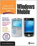 Frank McPherson: How to Do Everything with Windows Mobile