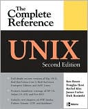 Book cover image of UNIX: The Complete Reference, Second Edition by Kenneth H. Rosen