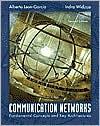 Alberto Leon-Garcia: Communication Networks