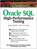 Guy Harrison: Oracle SQL High-Performance Tuning