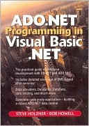 Steven Holzner: ADO.NET Programming in Visual Basic.NET