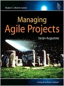 Book cover image of Managing Agile Projects by Sanjiv Augustine