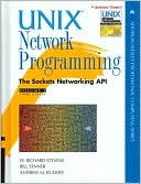 Book cover image of UNIX Network Programming: The Sockets Networking API, Vol. 1 by W. Richard Stevens