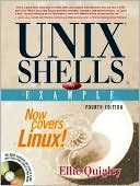 Book cover image of UNIX Shells by Example by Ellie Quigley