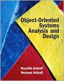 Noushin Ashrafi: Object Oriented Systems Analysis and Design