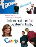 Joseph Valacich: Information Systems Today: Managing the Digital World