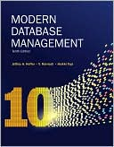 Jeffrey A. Hoffer: Modern Database Management