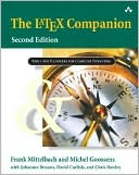 Frank Mittelbach: The LaTeX Companion (Addison-Wesley Series on Tools and Techniques for Computer Typesetting)