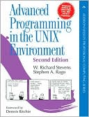 Book cover image of Advanced Programming UNIX Environment by W. Richard Stevens