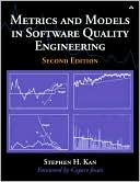 Stephen H. Kan: Metrics and Models in Software Quality Engineering