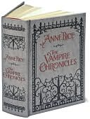 Anne Rice: The Vampire Chronicles: Interview with a Vampire, The Vampire Lestat, and The Queen of the Damned (Barnes & Noble Leatherbound Classics Series)