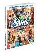 Catherine Browne: The Sims 3: World Adventure: Prima Official Game Guide