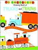 Ed Emberley: Ed Emberley's Drawing Book of Trucks and Trains