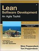 Mary Poppendieck: Lean Software Development: An Agile Toolkit (The Agile Software Development Series)
