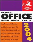 Steven Schwartz: Microsoft Office 2004 for Mac OS X (Visual QuickStart Guide Series)
