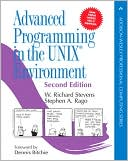 Book cover image of Advanced Programming in the UNIX® Environment by W. Richard Stevens