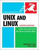 Deborah S. Ray: Unix and Linux (Visual QuickStart Guide Series)