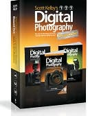 Scott Kelby: Scott Kelby's Digital Photography Boxed Set, Volumes 1, 2, and 3