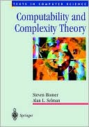 Steven Homer: Computability And Complexity Theory