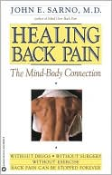 John E. Sarno: Healing Back Pain: The Mind-Body Connection