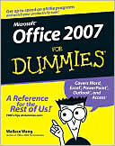 Wallace Wang: Microsoft Office 2007 For Dummies