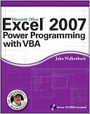 John Walkenbach: Excel 2007 Power Programming with VBA