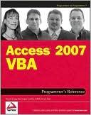 Teresa Hennig: Access 2007 VBA Programmer's Reference