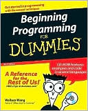Wallace Wang: Beginning Programming For Dummies