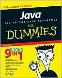 Doug Lowe: Java All-In-One Desk Reference For Dummies
