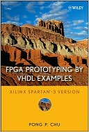 Pong P. Chu: FPGA Prototyping Using VHDL Examples