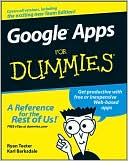 Karl Barksdale: Google Apps For Dummies