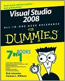 Rick Leinecker: Visual Studio 2008 All-In-One Desk Reference For Dummies
