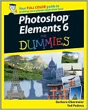 Barbara Obermeier: Photoshop Elements 6 for Dummies