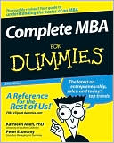 Kathleen Allen Ph.D.: Complete MBA for Dummies