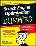 Peter Kent: Search Engine Optimization for Dummies