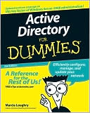 Marcia Loughry: Active Directory For Dummies