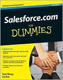 Tom Wong: Salesforce.com For Dummies