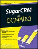 Karen S. Fredricks: SugarCRM For Dummies