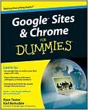 Ryan Teeter: Google Sites & Chrome For Dummies