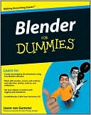 Jason van Gumster: Blender For Dummies