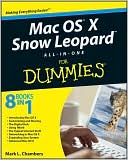 Mark L. Chambers: Mac OS X Snow Leopard All-in-One For Dummies