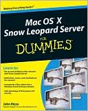 John Rizzo: Mac OS X Snow Leopard Server For Dummies