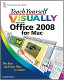 Paul McFedries: Teach Yourself VISUALLY Office 2008 for Mac