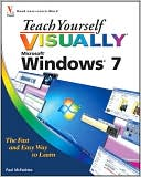 Paul McFedries: Teach Yourself VISUALLY Windows 7