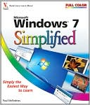 Paul McFedries: Windows 7