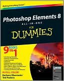 Barbara Obermeier: Photoshop Elements 8 All-in-One For Dummies