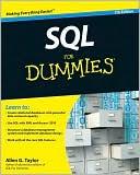 Allen G. Taylor: SQL For Dummies