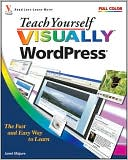 Janet Majure: Teach Yourself Visually WordPress